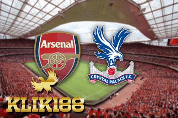 Preview Pertandingan Sepakbola Arsenal VS Crystal Palace