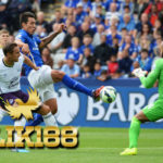 Laporan Pertandingan Sepakbola Everton VS Leicester City