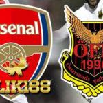 Prediksi Pertandingan Sepakbola Arsenal VS Ostersund