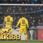Laporan Pertandingan Sepakbola Atalanta VS Borussia Dortmund