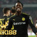 Laporan Pertandingan Sepakbola Colonia VS Borussia Dortmund