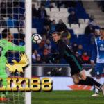 Laporan Pertandingan Sepakbola La Liga Espanyol VS Real Madrid