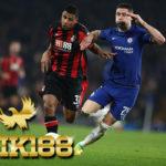 Laporan Pertandingan Sepakbola Chelsea VS Bournemouth