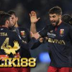 Laporan Pertandigan Sepakbola Serie A Italia Lazio VS Genoa