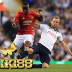 Laporan Pertandingan Sepakbola Tottenham VS Manchester United
