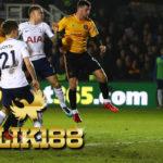 Laporan Pertandingan Sepakbola FA Cup Tottenham Hotspur VS Newport
