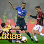Laporan Pertandingan Sepakbola Serie A Italia AC Milan VS Lazio
