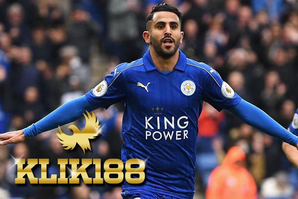 Riyad Mahrez Sudah Kembali Tapi Dicoret Lawan Manchester City