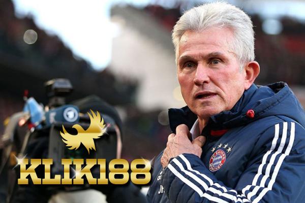 Jupp Heynckes Ucapkan Selamat Ke Bayern Munchen Sambil Flu