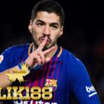 Laporan Pertandingan Sepakbola La Liga Barcelona VS Valencia