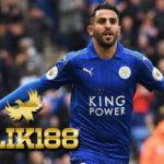 Riyad Mahrez Sudah Kembali Tersenyum di Leicester City