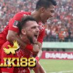 Preview Pertandingan Sepakbola Persija VS Bali United