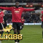 Laporan Pertandingan Sepakbola Huddersfield VS Manchester United