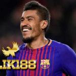 Paulinho Pecahkan Rekor Jelang Laga Champions League