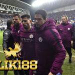 Manchester City Kalah Sergio Aguero Ngamuk Pukul Suporter Wigan