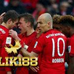 Bayern Munchen Kalahkan Besiktas Karena Terbantu Kartu Merah
