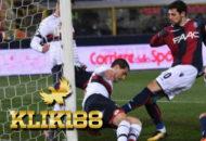 Laporan Pertandingan Sepakbola Liga Italia Bologna VS Genoa