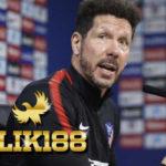 Hadapi Barcelona Diego Simeone Optimis Soal Gelar Juara LaLiga