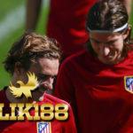 Filipe Luis Yakin Antoine Griezmann Tolak Barcelona