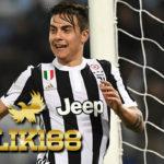 Laporan Pertandingan Sepakbola Liga Italia Lazio VS Juventus