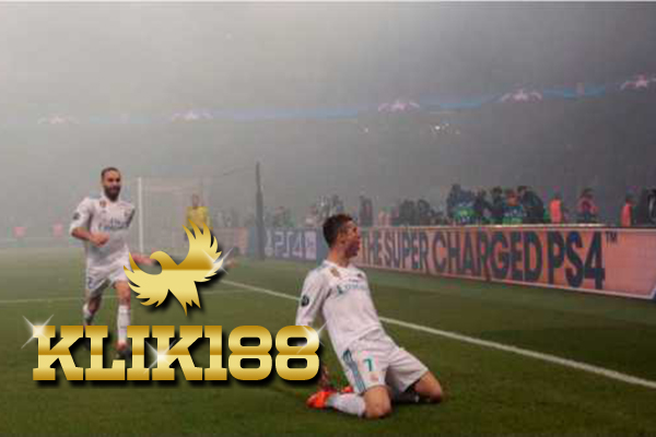 Cristiano Ronaldo Bikin Rekor Gol Baru di Liga Champions
