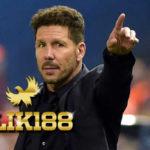 Komentar Diego Simeone Usai Atletico Kalahkan Lokomotiv Moscow