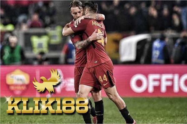 Laporan Pertandingan Sepakbola SerieA AS Roma VS Torino