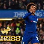 Laporan Pertandingan Sepakbola Chelsea VS Crystal Palace