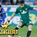 Laporan Pertandingan Sepakbola Alaves VS Real Betis