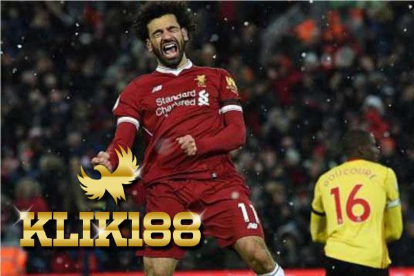 Gaji Mohamed Salah Masih Kalah Dari Pemain Anyar Liverpool