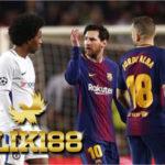 Laporan Pertandingan Sepakbola Liga Champions Barcelona VS Chelsea