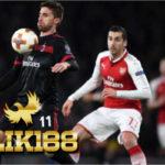 Laporan Pertandingan Sepakbola Liga Europa Arsenal VS AC Milan