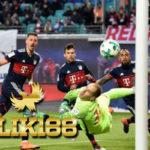 Laporan Pertandingan Sepakbola RB Leipzig VS Bayern Munchen
