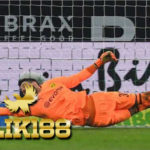 Laporan Pertandingan Sepakbola RB Salzburg VS Borussia Dortmund