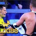 Laporan Pertandingan Sepakbola SerieA Juventus VS Atalanta