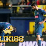 Laporan Pertandingan Sepakbola Villarreal VS Atletico Madrid