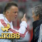 Saya Tak Punya Dendam Pada Jose Mourinho Ungkap Van Gaal