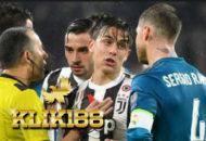 Sergio Ramos Nodai Kemenangan Real Madrid Kontra Juventus