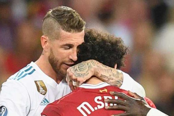 Cederai Mohamed Salah Sergio Ramos Dituntut Rp 16 Triliun