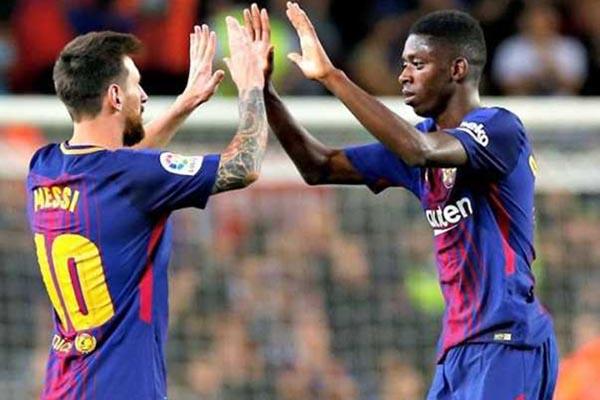 Pergi ke Barcelona Ousmane Dembele Tidak Tahu Terima Kasih