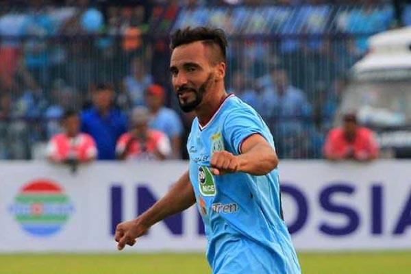 Persela Lamongan Berharap Diego Assis Main Kontra Persija Jakarta