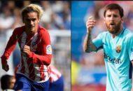 Antoine Griezmann Akan Bermain di Bawah Bayang Bayang Lionel Messi